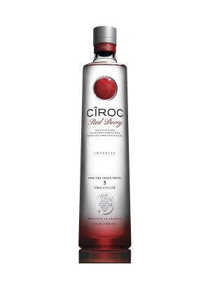 Ciroc Red Berry French Flavoured Grape Vodka