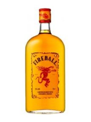 Fireball Canadian Cinnamon and Whisky Liqueur
