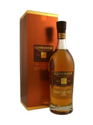 Glenmorangie 18 Year Old Whisky