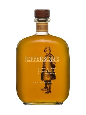 Jeffersons Very Small Batch Bourbon
