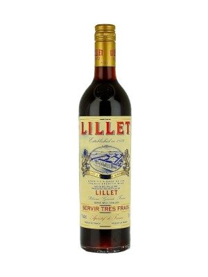Lillet Rouge French Vermouth