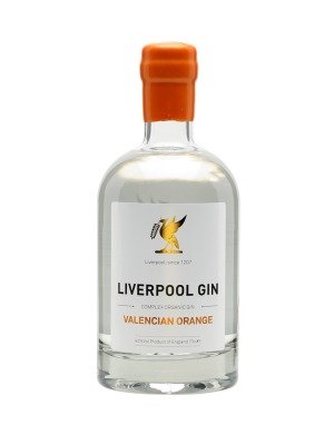 Liverpool Gin Valencian Orange