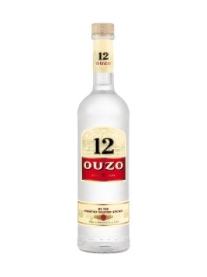 Ouzo 12 Greek Liqueur