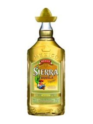 Sierra Reposado Mexican Rested Gold Tequila