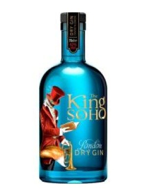 The King Of Soho London Dry Gin