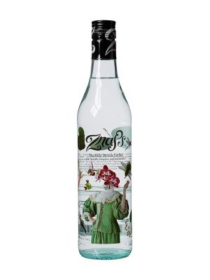 Znaps Norfolk Brink Gooseberry Rhubarb & Pear Vodka
