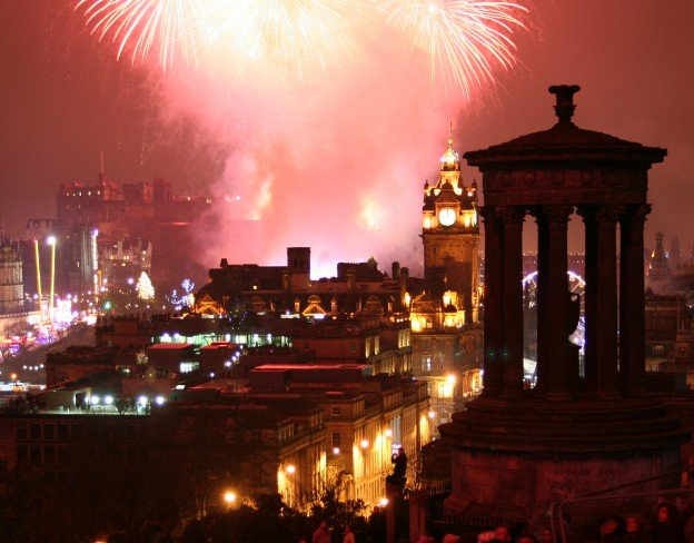 EdinburghNYE