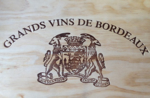 grand vins bordeaux
