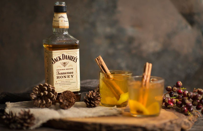 Jack Daniels Hot Toddy