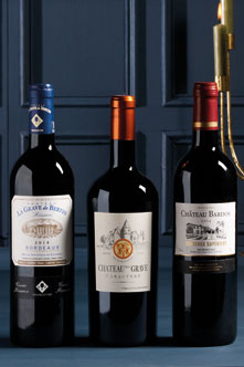 Claret Selection