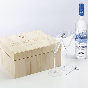 Personalised Grey Goose